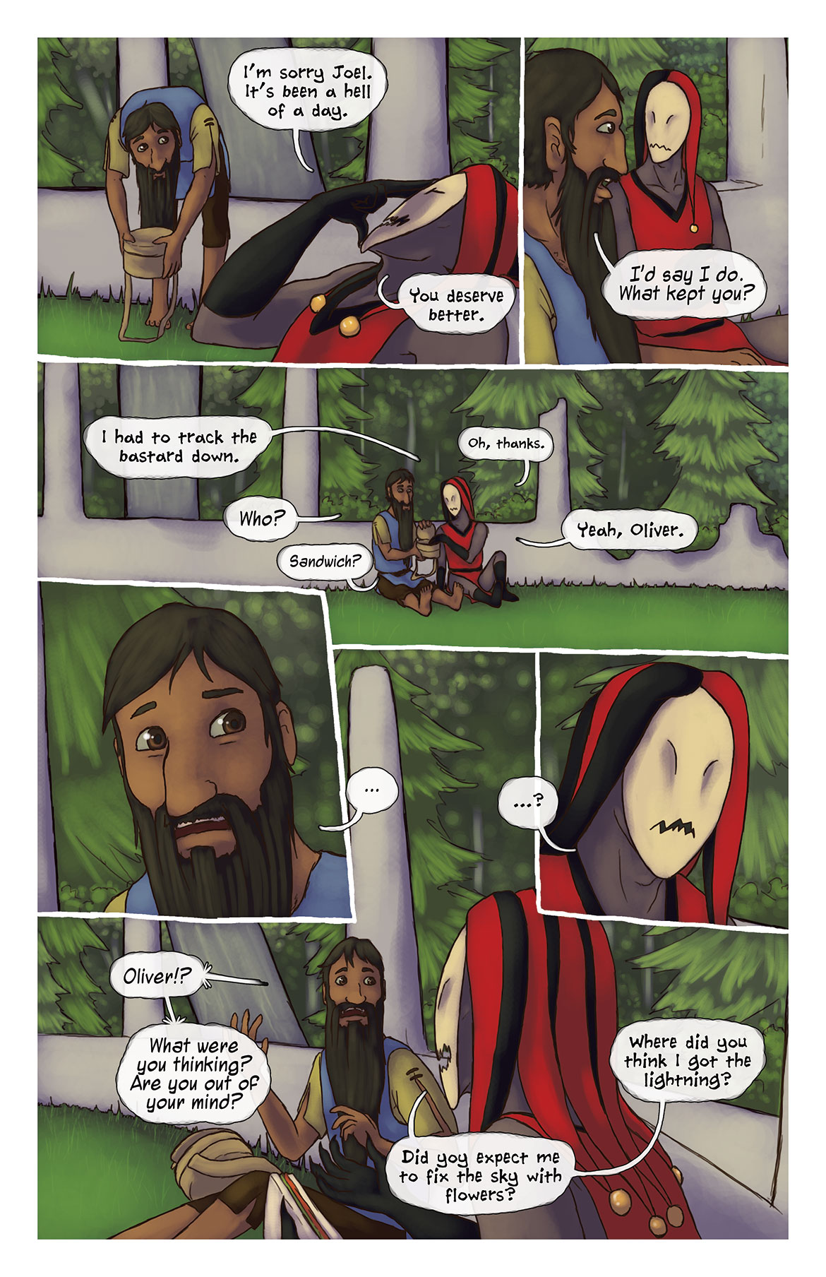 Deck of Fools Page 6