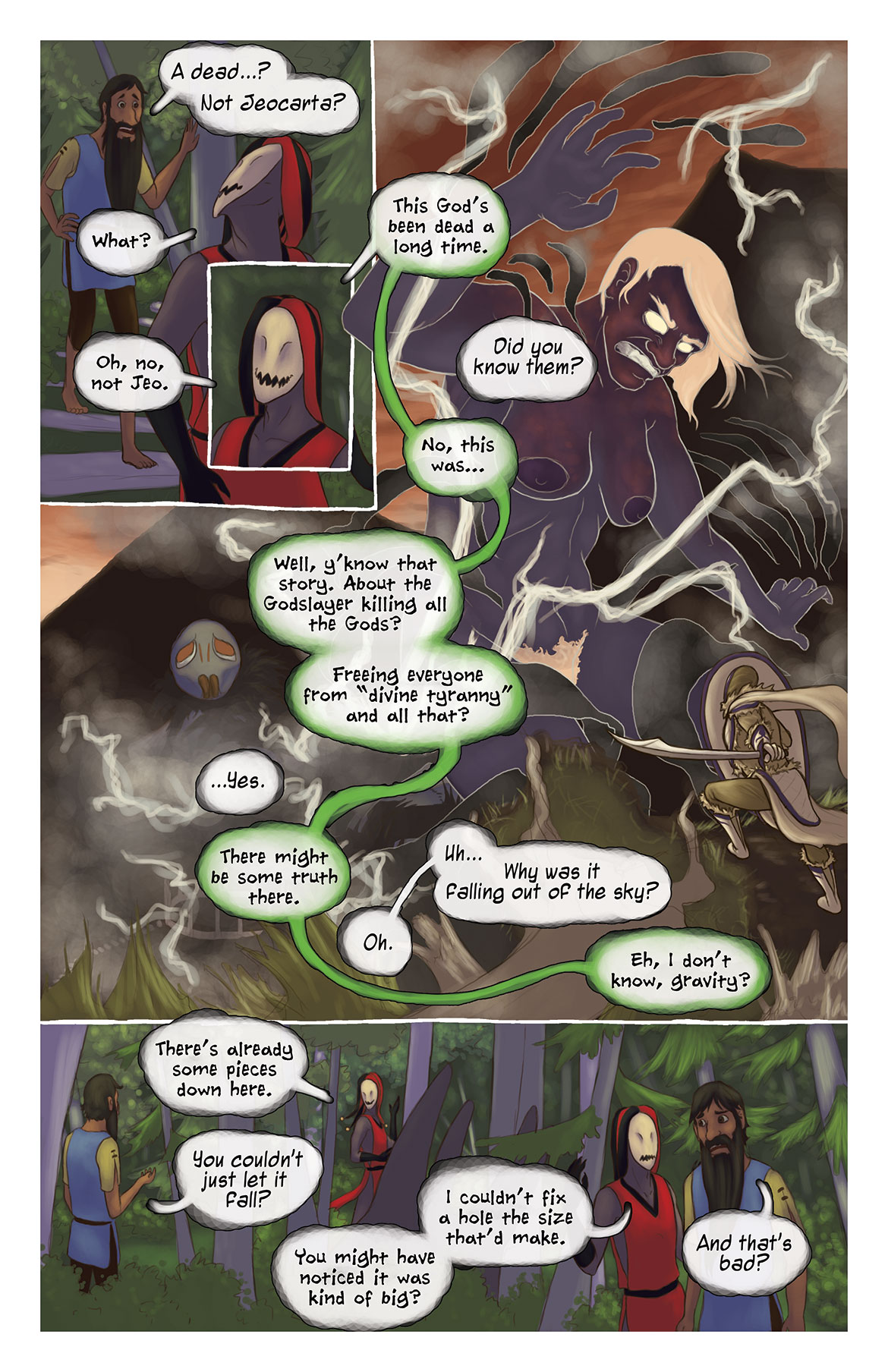 Deck of Fools Page 9