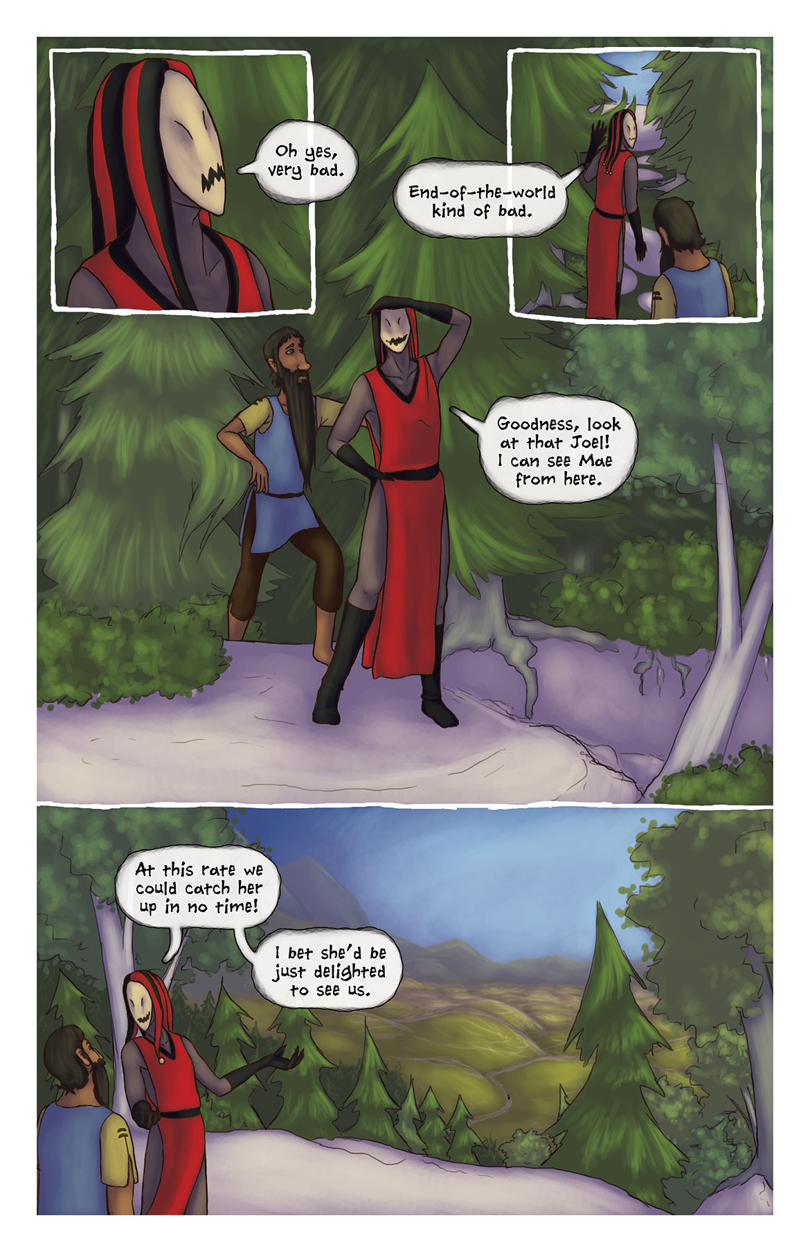 Deck of Fools Page 10
