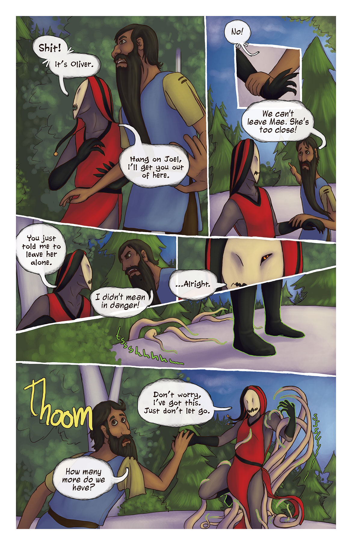 Deck of Fools Page 12