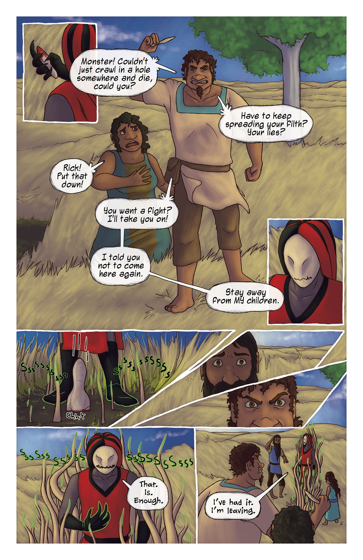 Deck of Fools Page 20