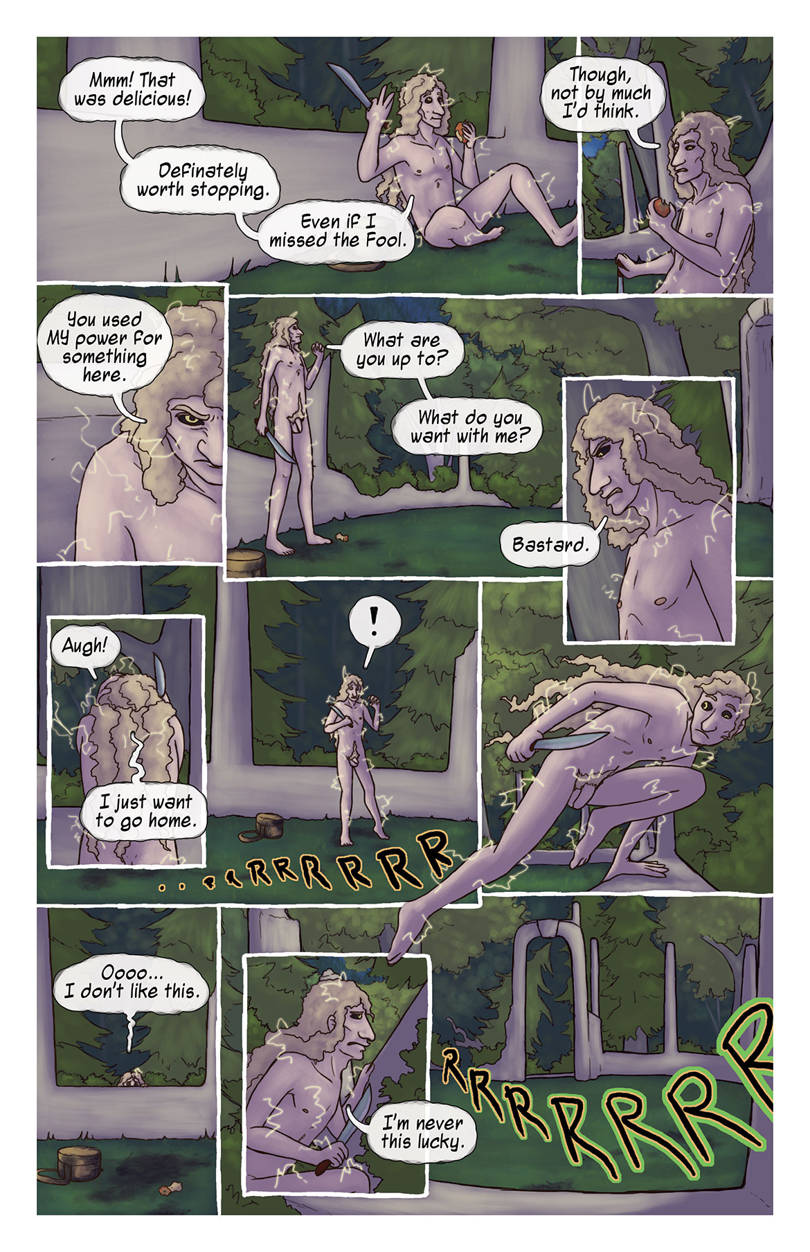 Deck of Fools Page 25