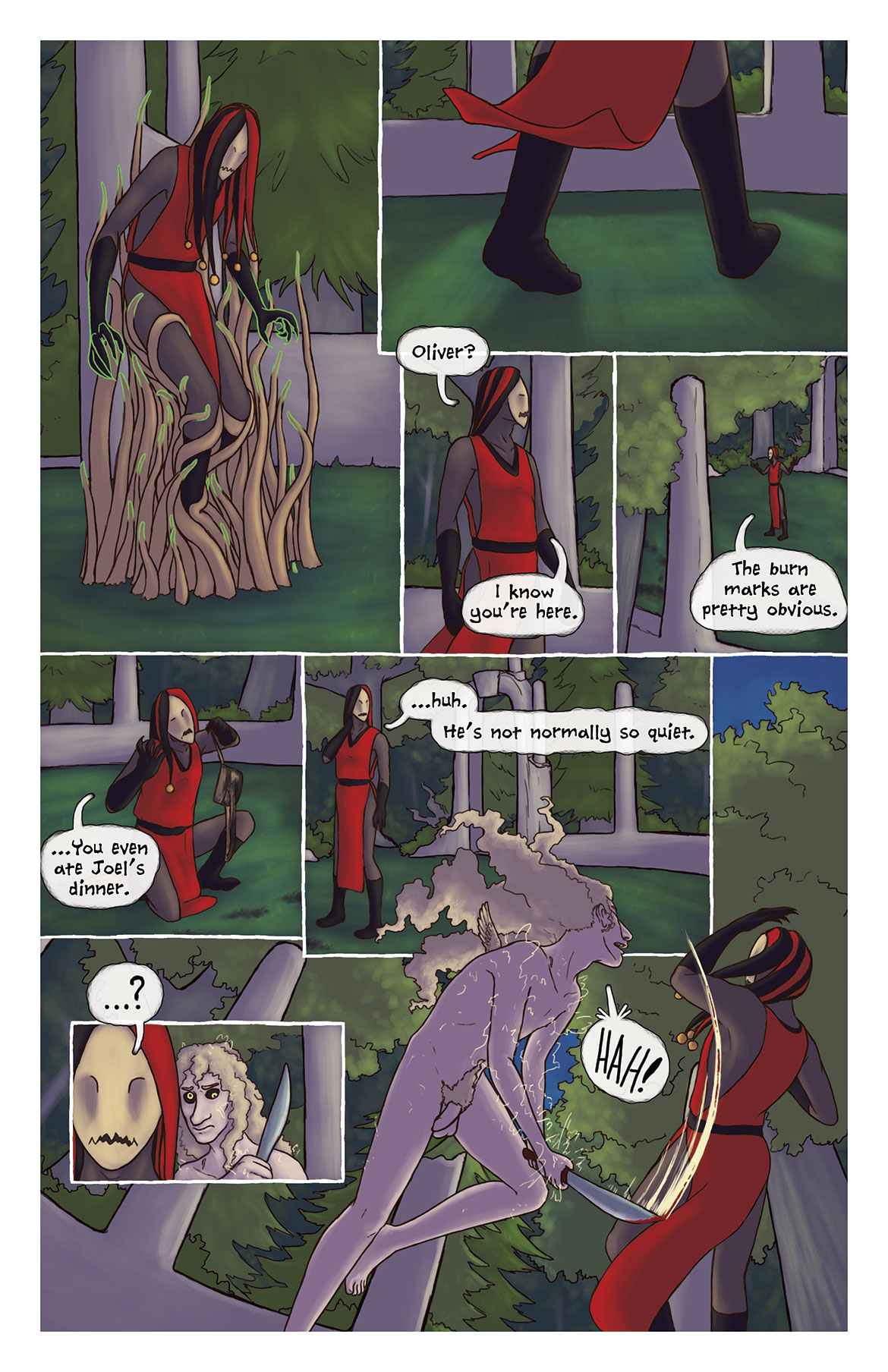 Deck of Fools Page 26