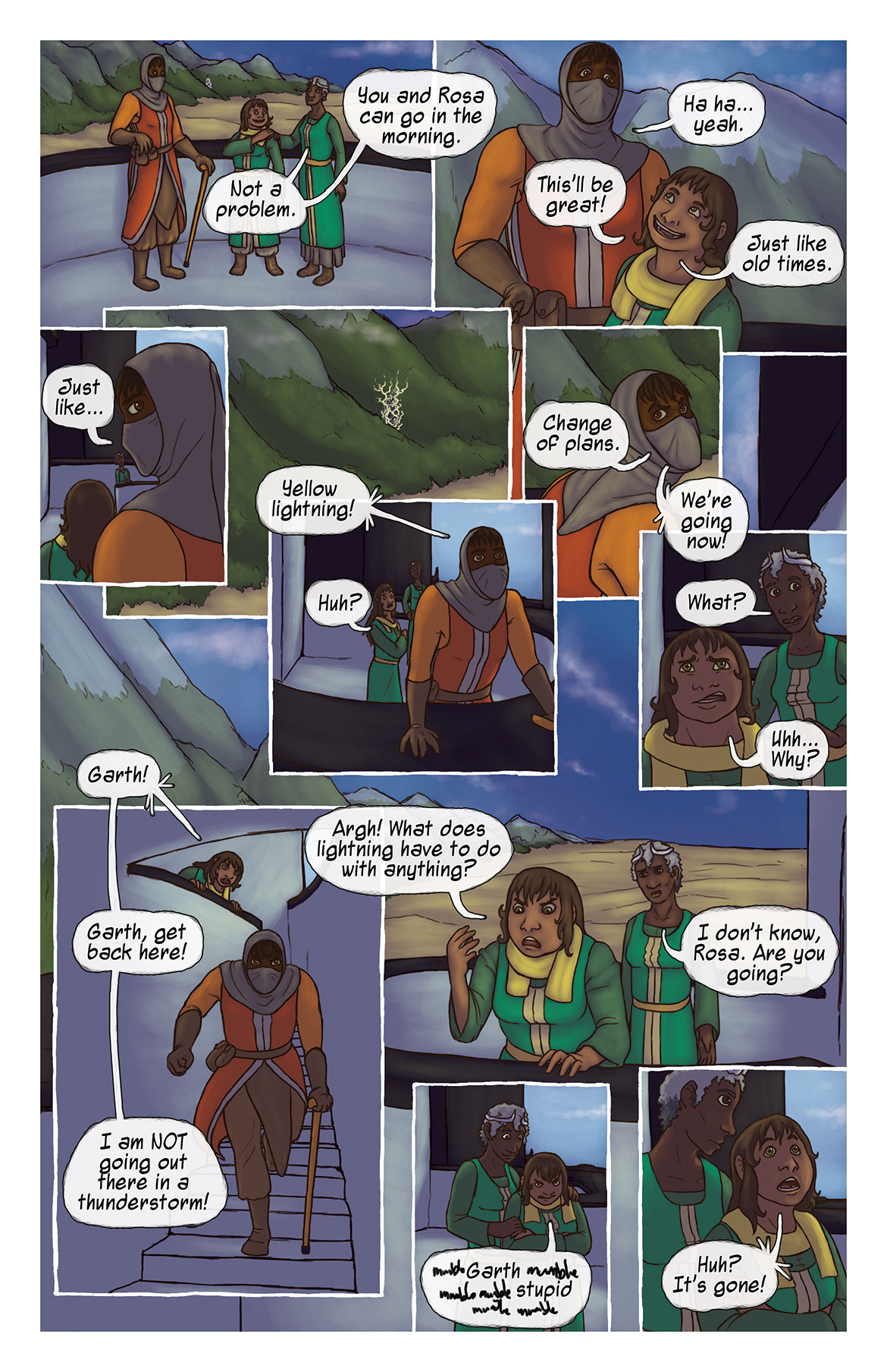 Deck of Fools Page 35